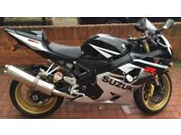Suzuki gsxr 600 limited edition k5 05 1900 miles from new,brand new condition