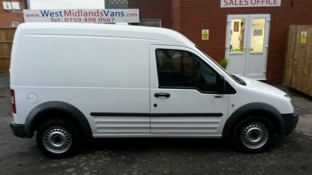 08 Plate Ford Transit Connect T230 L 110 Long Wheel Base