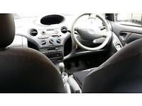 Toyota Yaris Manual petrol