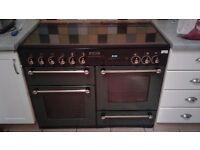 Leisure Rangemaster 110 gas double oven