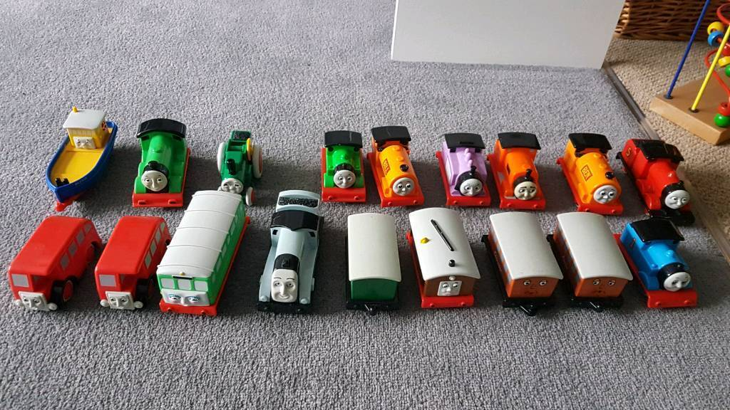 My First Thomas The Tank Engine And Friends By Golden Bear