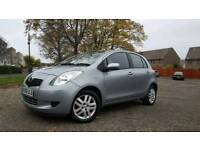 TOYOTA YARIS 2008 1.4 D4D TR AUTOMATIC! ONLY 23K MILES FROM NEW! 1 PREVIOUS OWENR!