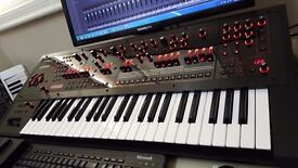 Roland JD-XA analog digital hybrid 6months old mint condition hardly used as new-duran uses them