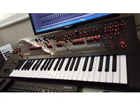 Roland JD-XA analog digital hybrid is Currently Roland's Flagship (mint condition)