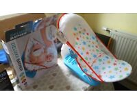 Summer infant deluxe baby bath seat