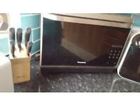 Combi oven Panasonic steamer and microwave