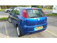 fiat grand punto 1.2 petrol in mint condition 06 plate perfect runner cheap insurance and fuel