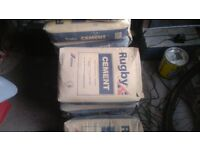 Rugby Cement 25Kg BAGS