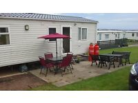 CARAVAN FOR HIRE EYEMOUTH some August availability and all September