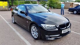 BMW 3 SERIES 2.0 318i SE COUPE 2012 FACELIFT 17000 MILES