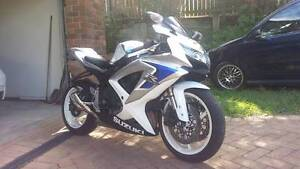 2010 Suzuki GSX-R600 low km Richlands Brisbane South West Preview