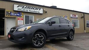 2014 Subaru XV Crosstrek 2.0i w/Sport Pkg-AWD-1 OWNER OFF LEASE-