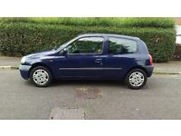 Renault Clio 1.6 RXE Auto