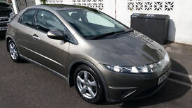 2007 Honda Civic 1.8 I-VTEC SE I-SHIFT Hatchback 5 doors