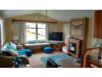 Static caravan for sale at Tattershall Lakes Country Park Lincolnshire not Skegness water sports