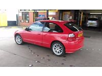 MG ZR 2.0 turbo diesel 0 Previous owners