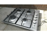 Used Lamona Stainless Steel Gas Hob
