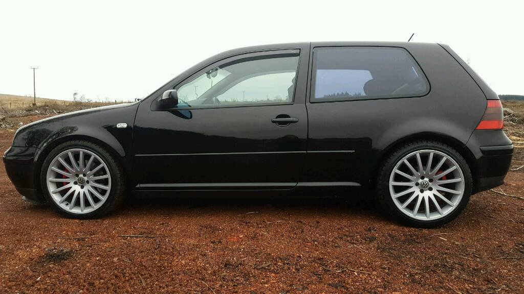 mk4 volkswagen golf 2 8 v6 4motion in lanark south lanarkshire gumtree. Black Bedroom Furniture Sets. Home Design Ideas