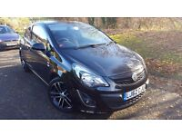 Vauxhall Corsa Black Edition 1.4 Turbo REDUCED FOR QUICK SALE