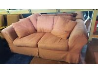Red Sofa Good Condition