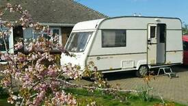 Baily Pageant Touring Caravan