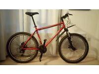 Kona mountain bike, BICYCLE IN GOOD CONDITION