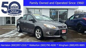 2013 Ford Focus SE | One Owner | Heated Seats