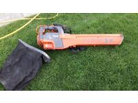 **FLYMO GARDEN VAC and BLOWER**FULLY WORKING**VERY POWERFUL!!**MORE TOOLS AVAILABLE**