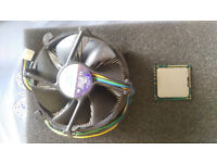 i7 920 2.66GHZ processor & intel fan