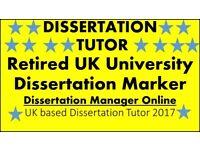 Dissertation Help,Dissertation Tutor, PhD, Proposal,Thesis, Proofreading, Social Work Dissertation