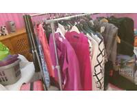 Got lots of clothes for sale £1 - £2sizes 12 t-18 sizes