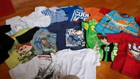 Boys 4-6 clothes bundle