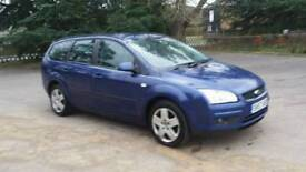 £1100 FORD FOCUS ESTATE 1.6*AUTOMATIC* 11 MONTH MOT(no advisories), SERVICE HISTORY, DRIVES SUPERBLY