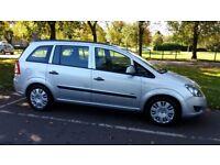 2009 Vauxhall Zafira 1.6 i 16v Life 5dr Fully HPI Clear 1 Former Keeper PCO LICENCE @07896137985@
