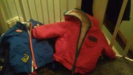 Boys bundle of clothing