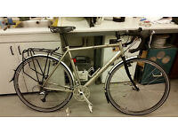 Dawes Galaxy Ultra Titanium Road/Touring Bike-shimano,van nicolas,focus,trek,specialised - RRP £3000