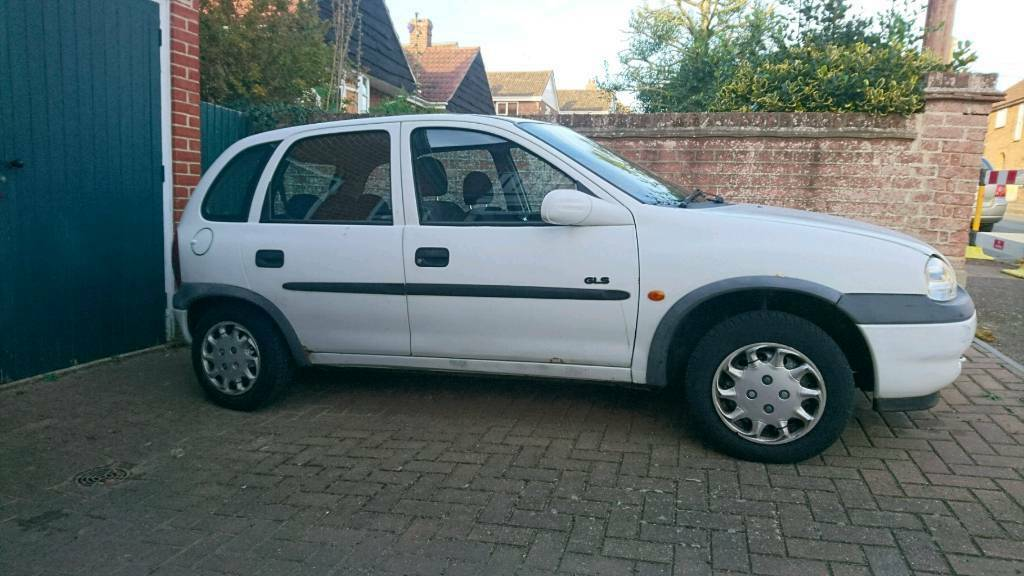 Vauxhall Corsa 1.2 GLS | Very reliable | Cheap to insure and run