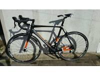 Full CARBON Raleigh Road Bike