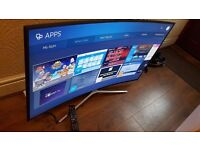"""SAMSUNG 49"""" UE49K6300 Smart FHD LED TV,800Hz,built in Wifi,Freeview Play,NETFLIX,Excellent condition"""
