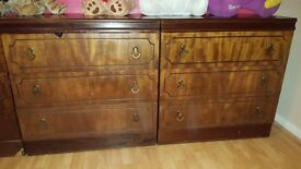 3 PIECE BEDROOM FURNITURE SET MUST GO BEFORE WEDNESDAY 14TH DECEMBER