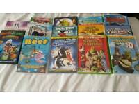 Kids/teens dvds