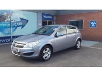 VAUXHALL ASTRA 1.4i 16V Active 5dr (silver) 2010
