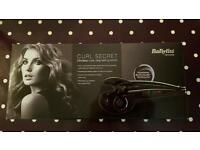 Babyliss Secret Curl Hair Stylers new boxed
