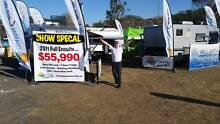 Jayco Expanda Outback Swan Flamingo Camper Campervan 40% reduced. Bowen Whitsundays Area Preview