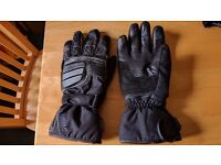 Weis motorcycle gloves