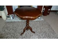Round Table, Coffee Table, Occasional Table and Television table