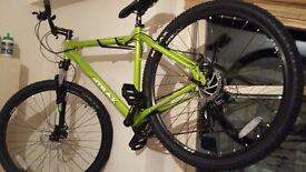Montain bike Graben - aluminiun frame