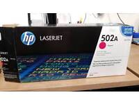 HP LaserJet 502A New