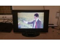 """MURPHY 19""""LCD WITH FREEVIEW/DVD IN FULL WORKING ORDER"""