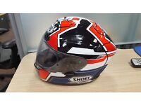 Shoei X-Spirit 2 helmet - Marquez 2 TC1 - XL : 61 - 62